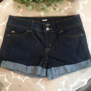 NWOT! HUDSON Premium Denim Shorts!